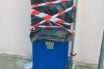 Ortigia, vandali distruggono parcometro