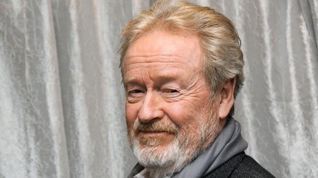 Rgs al cinema, intervista a Ridley Scott