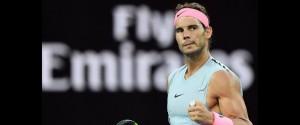 Australian Open, esordio facile per Nadal. Fuori Venus Williams
