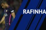Inter, arriva Rafinha dal Barça: i numeri del centrocampista brasiliano - Video