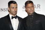 Ricky Martin dice sì al compagno Jwan Yosef