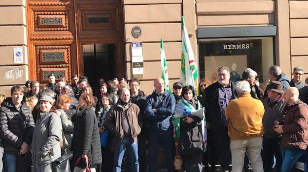 protesta sas palermo, Palermo, Economia