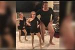 """Papà che balla """"Single Ladies'"""" di Beyoncé con le figlie: diventa virale"""