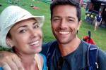 """Luca Capuano e la malattia della moglie Carlotta: """"Non ha mai mollato"""""""
