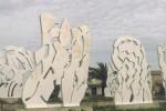 Crepe e degrado per le opere d'arte di Gibellina: vicino il restauro