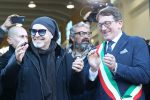 Modena celebra Vasco Rossi: consegnate le chiavi della città - Foto