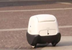 A Cremona arriva Yape, il robot per le consegne a domicilio