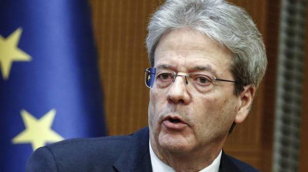 elezioni europee, pd, Paolo Gentiloni, Sicilia, Politica