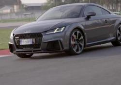 Al volante delle Audi RSDagli Appennini alla pista