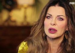 Alba Parietti: «Che feste a casa di Gianni Versace»