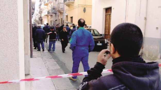 Alcamo strada vittima, Trapani, Cronaca