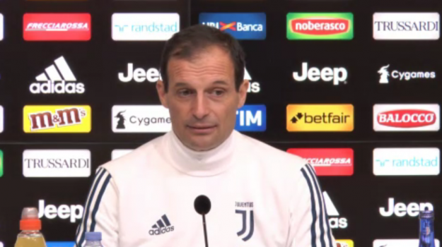 Real Madrid-Juventus, Massimiliano Allegri, Sicilia, Sport