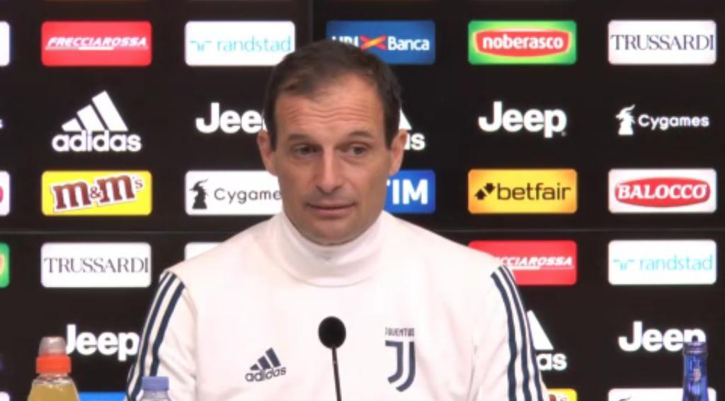 Real Madrid-Juventus Massimiliano Allegri Sicilia Sport