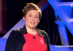 Antonia Klugmann, ecco come si è presentata agli altri giudici di Masterchef