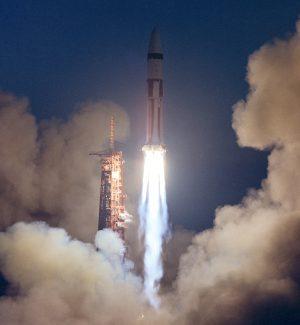 Cinquant'anni fa l'Apollo 5, prima missione spaziale con a bordo il Modulo Lunare