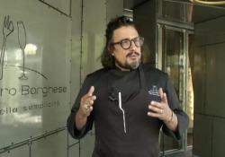 Apre a Milano il ristorante di Alessandro Borghese. Il video in anteprima | Tutte le foto