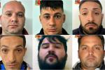 """""""Riscatto per riavere l'auto rubata"""", 14 condanne a Palermo - Nomi e foto"""