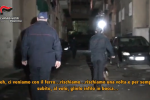 """La """"famiglia della droga"""" allo Zen: affari gestiti dal carcere coi pizzini - Video"""