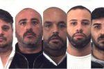 Mafia ed estorsioni, 5 arresti a Palermo