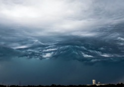 Asperitas, le prime «nuove» nuvole dopo 50 anni