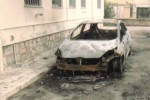 In fiamme le auto di due fratelli a Realmonte