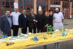 Azione Cattolica, una torta da 200 chili per festeggiare i 150 anni