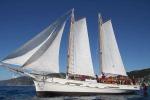 Salpa il Museo navigante, 25 tappe
