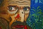 Antonio Ligabue, 1/a mostra in Russia