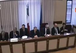 Banche, Visco: c'è stata mala gestio e crisi, non una vigilanza disattenta