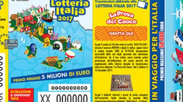 lotteria italia sciacca, Agrigento, Cronaca