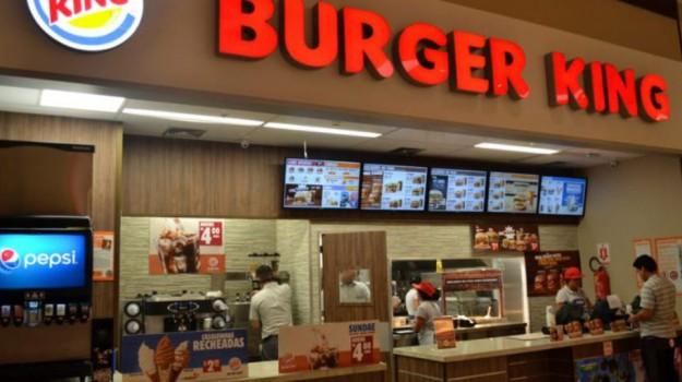 burger king messina, Messina, Cronaca