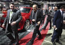 Marchionne, se supercar elettrica, Ferrari prima a farla