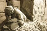 A Lignano un Presepe di sabbia sul tema della Grande Guerra