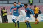 Koulibaly e Callejon stendono il Verona e il Napoli rimane primo