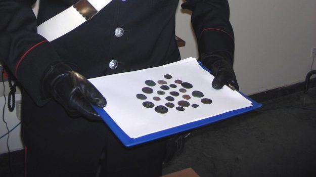monete antiche monreale, Palermo, Cronaca