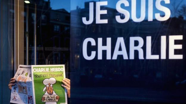 Charlie Hebdo, Sicilia, Mondo