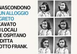 Chi era Anna Frank, vittima-simbolo della Shoah