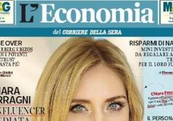 Chiara Ferragni tra Instagram e industria:ora diventa manager. E Harvard approvaLunedì L'Economia gratis in edicola