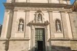 Chiesa del Collegio ad Alcamo chiusa da un anno, opere d'arte a rischio