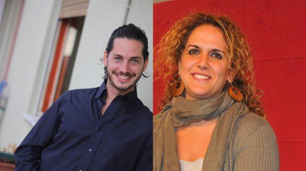 m5s sicilia, Claudia La Rocca, Giorgio Ciaccio, Sicilia, Politica