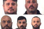 Nuovo colpo al clan San Lorenzo, tra i 5 fermati il figlio dell'autista di Riina - Nomi e Foto