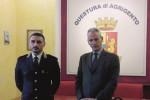 Cambio alla Squadra Mobile di Agrigento, arriva il commissario Franco