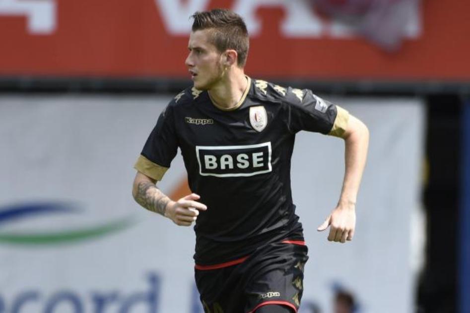 Palermo, rinforzo in difesa dal Belgio