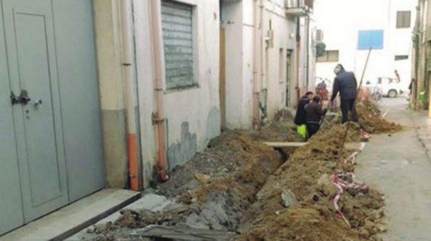 alcamo crisi idrica, Trapani, Cronaca