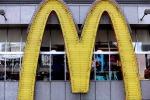 McDonald's lancia Archburger panino con carne non surgelata