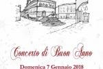 Concerto di Buon Anno il 7/1 a Perugia