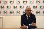 """Pd, Faraone presenta le liste: """"Grazie a Leoluca Orlando, per noi lui è come Prodi"""""""