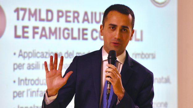 m5s, rimborsi, Luigi Di Maio, Sicilia, Politica