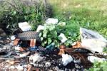 Sequestrata una discarica abusiva a Modica - Foto