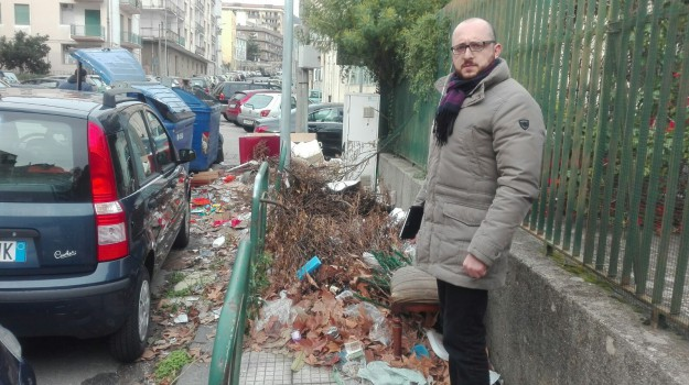 discarica abusiva messina, Messina, Cronaca